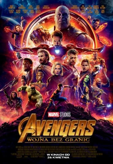 Avengers Wojna bez granic Cały film 2018