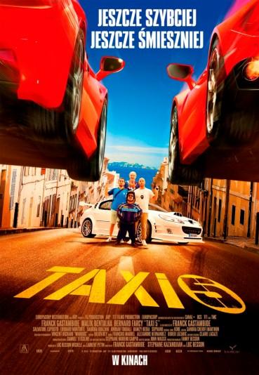 Taxi 5 Cały film 2018