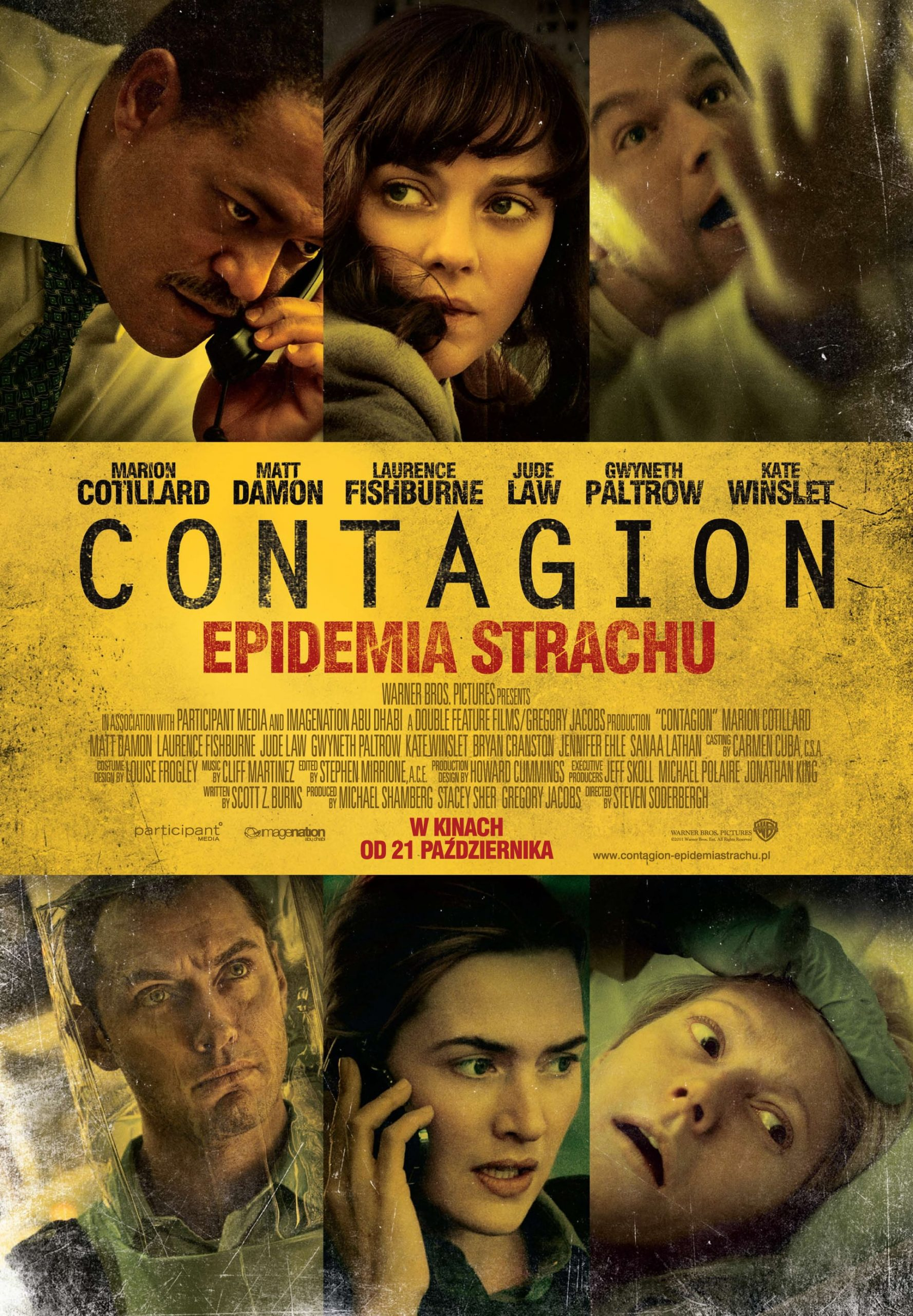 Contagion online