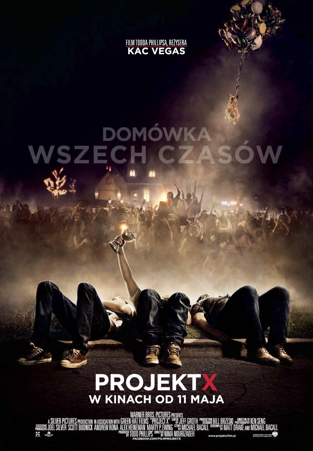 Projekt X Cały film 2012